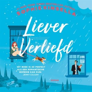 Audio download: Liever verliefd - Sophie Kinsella