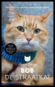 Paperback: Bob de straatkat - James Bowen