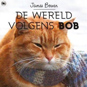 Audio download: De wereld volgens Bob - James Bowen