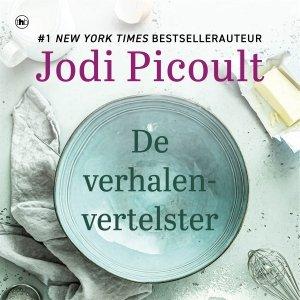 Audio download: De verhalenvertelster - Jodi Picoult
