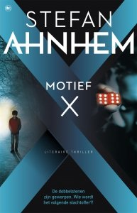 Paperback: Motief X - Stefan Ahnhem