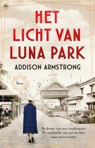 Paperback: Het licht van Luna Park - Addison Armstrong