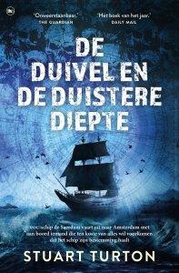 Paperback: De duivel en de duistere diepte - Stuart Turton