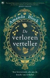Paperback: De verloren verteller - Amanda Block