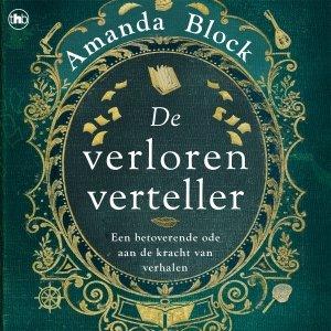 Audio download: De verloren verteller - Amanda Block