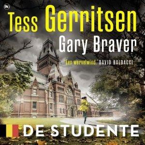 Audio download: De studente - Tess Gerritsen en Gary Braver