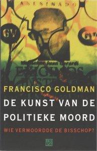 Paperback: De kunst van de politieke moord - F. Goldman