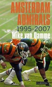 Paperback: Amsterdam Admirals - Mike van Damme