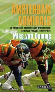 Digitale download: Amsterdam Admirals - Mike van Damme