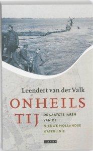 Paperback: Onheilstij - Leendert van der Valk