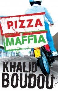 Paperback: Pizzamaffia - Khalid Boudou