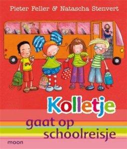 Gebonden: Kolletje gaat op schoolreisje - Pieter Feller