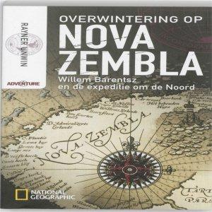 Paperback: Overwintering op Nova Zembla - Rayner Unwin