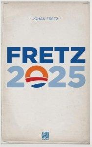 Paperback: Fretz 2025 - Johan Fretz