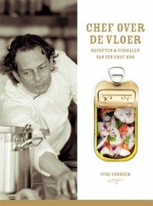Gebonden: Chef over de vloer - Yuri Verbeek