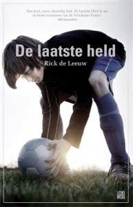 Paperback: De laatste held - Rick de Leeuw