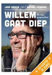 Digitale download: Willem gaat diep - Jaap Visser