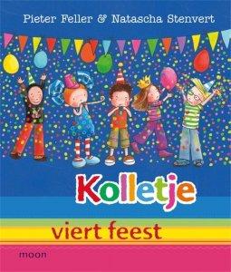 Gebonden: Kolletje viert feest - Pieter Feller