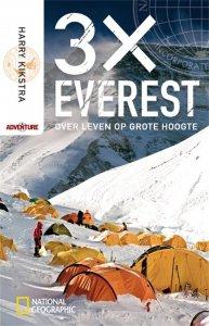 Digitale download: 3x Everest - Harry Kikstra