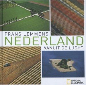 Gebonden: Nederland vanuit de lucht - Frans Lemmens