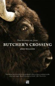 Paperback: Butcher's crossing - John Williams
