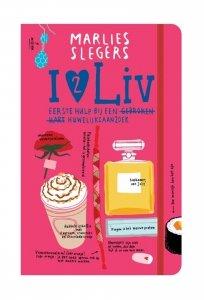 Gebonden: I love Liv 2 - Marlies Slegers