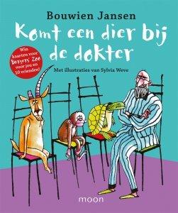 Paperback: Komt een dier bij de dokter - Bouwien Jansen