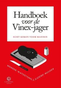 Paperback: Handboek voor de Vinex-jager - Meneer Wateetons