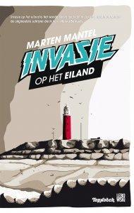 Paperback: Invasie op het eiland - Marten Mantel
