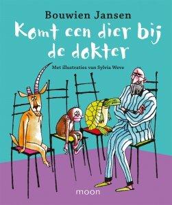 Digitale download: Komt een dier bij de dokter - Bouwien Jansen