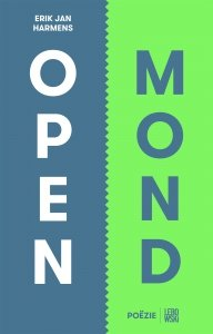 Paperback: Open mond - Erik Jan Harmens
