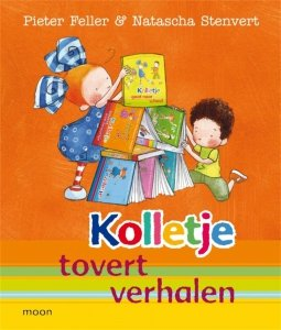 Gebonden: Kolletje tovert verhalen - Pieter Feller