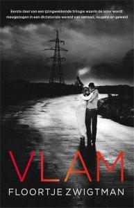 Paperback: Vlam - Floortje Zwigtman