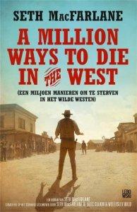Digitale download: A million ways to die in the west - Seth MacFarlane