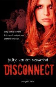 Paperback: Disconnect - Juultje van den Nieuwenhof