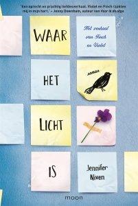 Paperback: Waar het licht is - Jennifer Niven