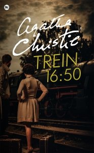 Paperback: Trein 16.50 - Agatha Christie