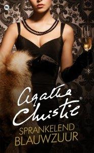 Paperback: Sprankelend Blauwzuur - Agatha Christie