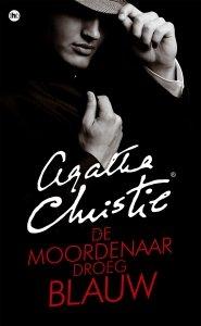 Paperback: De moordenaar droeg blauw - Agatha Christie