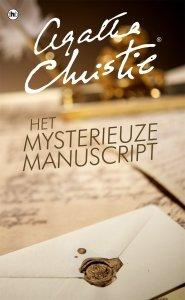 Paperback: Het mysterieuze manuscript - Agatha Christie