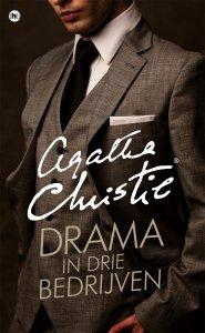 Paperback: Drama in drie bedrijven - Agatha Christie