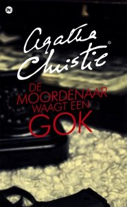 Paperback: De moordenaar waagt een gok - Agatha Christie