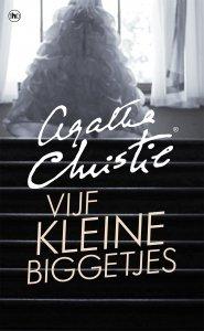 Paperback: Vijf kleine biggetjes - Agatha Christie