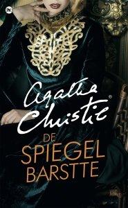 Paperback: De spiegel barstte - Agatha Christie