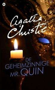 Paperback: De geheimzinnige mr. Quin - Agatha Christie