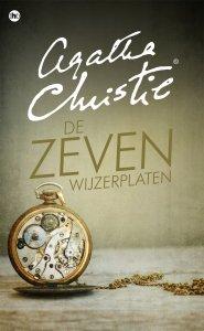 Paperback: De zeven wijzerplaten - Agatha Christie