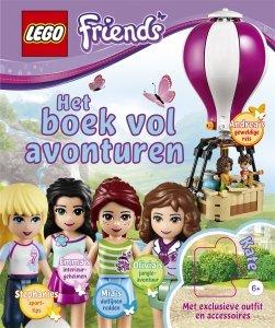 Gebonden: Lego Friends Het boek vol avonturen - Lego