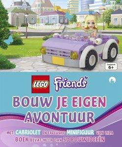 Gebonden: Bouw je eigen LEGO® Friends avontuur - Lego