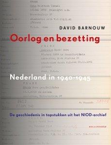 Gebonden: Oorlog en bezetting - David Barnouw