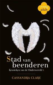 Paperback: Kronieken van de Onderwereld: Deel 1 Stad van Beenderen - Cassandra Clare